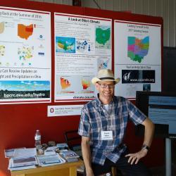 Display at Farm Science Review