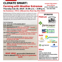 Climate Smart list of speakers and sponsors
